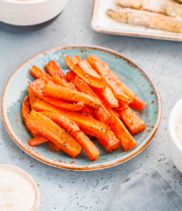 Carrots For Baby Led Weaning