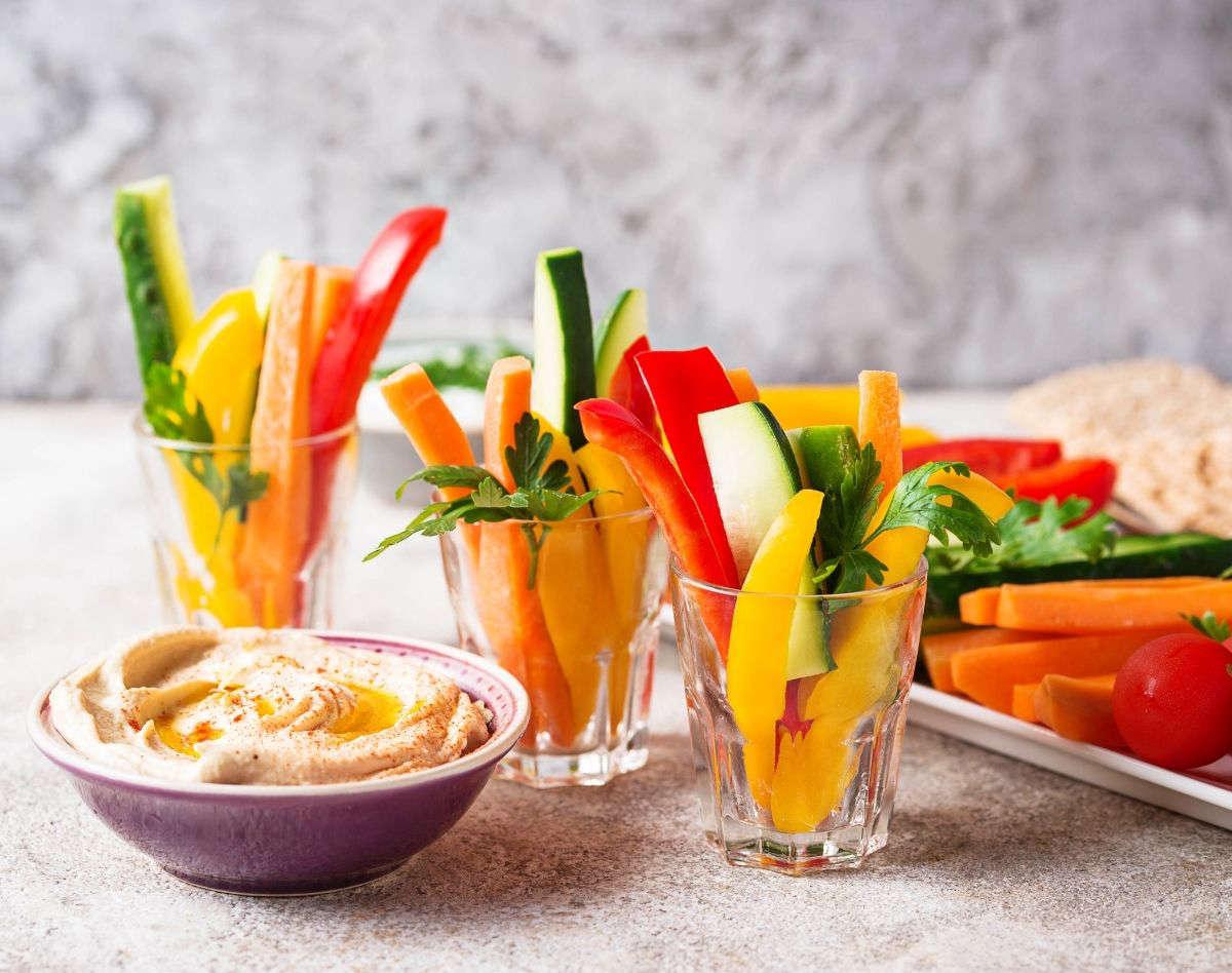 BLW first foods.